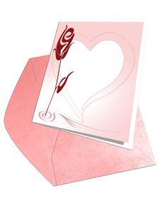Free Card Royalty Free Stock Image - 4125536