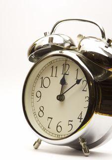 Free Alarm Clock Royalty Free Stock Photos - 4126148