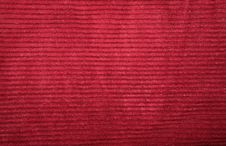 Free Red Velveteen Texture Royalty Free Stock Images - 4127089