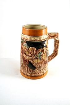 Free Vintage Beer Mug Stock Photo - 4127130