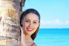 Free Tropic Face Royalty Free Stock Photography - 4127577