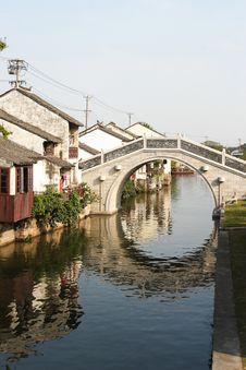 Free Hunchback Bridge Royalty Free Stock Photography - 4127617