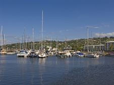 Free Yachts At Rest Stock Photography - 4128502