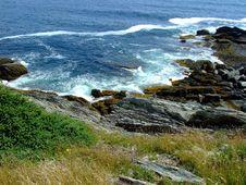 Free Seascape Moshers Island Stock Photo - 4129220