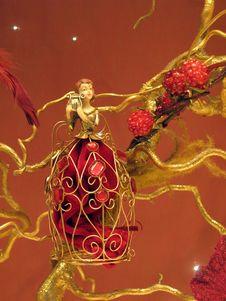 Free Christmas Decoration Royalty Free Stock Image - 4129426