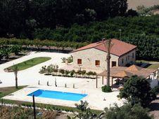 Free Holiday Villa Stock Images - 4129494