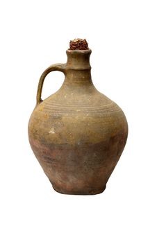 Free Old Traditional Pot Royalty Free Stock Photo - 4129795