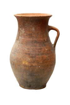 Free Old Traditional Pot Stock Photo - 4129870