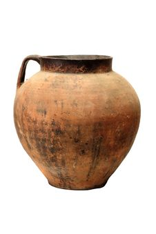 Free Old Traditional Pot Stock Photography - 4129882