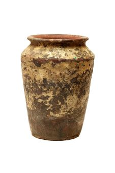 Free Old Traditional Pot Stock Image - 4129911