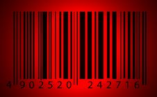 Free Bar Code Royalty Free Stock Photography - 4129977