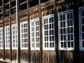 Free Row Of Windows Royalty Free Stock Photo - 4131965