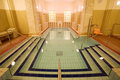 Free Swimming Pool In The Public Baths Royalty Free Stock Images - 4135929