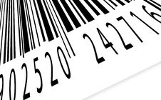 Free Bar Code Royalty Free Stock Photo - 4130055