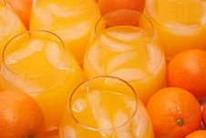 Free Orange Juice Royalty Free Stock Image - 4130456
