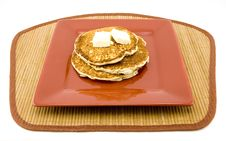 Free Pancake Meal Stock Photography - 4131122
