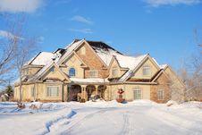 Free Luxury Home Stock Photos - 4132033