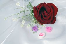 Free Love Talk Royalty Free Stock Photos - 4132538