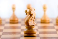 Free Chess Figure Royalty Free Stock Image - 4133486