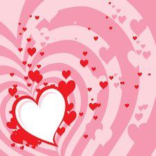 Free Valentine S Background (illus Royalty Free Stock Photography - 4133987
