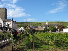Free European Village Stock Image - 4134261