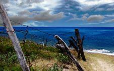 Free Hawaiian Ocean Scene Royalty Free Stock Images - 4134549