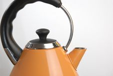 Free Electric Kettle Royalty Free Stock Photo - 4134975