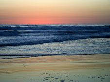 Free Sunset Royalty Free Stock Photos - 4135048
