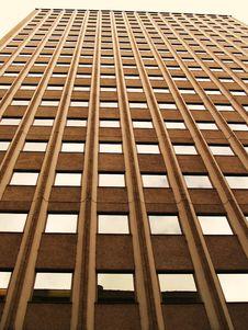 Many Windows Above Stock Photo