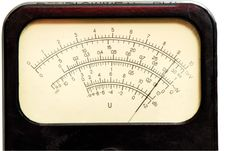 Free Vintage Analog Scale Stock Photography - 4135272