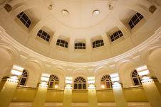 Free Interiors Of The Public Baths Stock Photo - 4136430