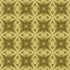 Free Golden Floral Background Texture Royalty Free Stock Image - 4136566