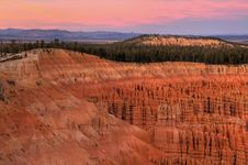 Free Dawn On Bryce Canyon Stock Images - 4136964