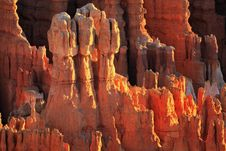Free Dawn On Bryce Canyon Royalty Free Stock Images - 4137099