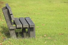 Free Park Bench Stock Photography - 4137522
