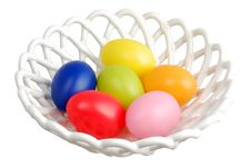 Free Easter Eggs Royalty Free Stock Images - 4137549