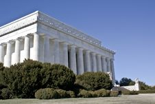 Free Lincoln Memorial Royalty Free Stock Photos - 4138108