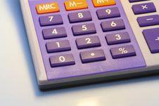 Free Calculator Stock Photo - 4138130