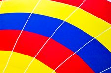 Free Hot AIr Balloon Pattern Royalty Free Stock Photo - 4138265
