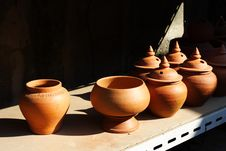 Free Pottery Stock Photography - 4138472