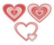 Free Valentine Rosettes Royalty Free Stock Photos - 4138518