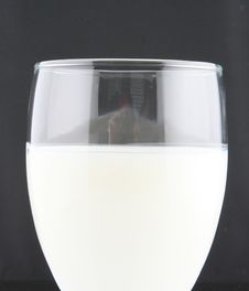 Free Glass Of Milk Stock Images - 4139984