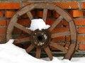 Free Wooden Wheel Stock Photos - 4140073