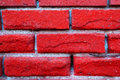 Free Red Brick Wall Stock Images - 4142224