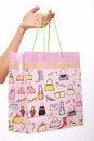 Free Shopping Design Bag Royalty Free Stock Images - 4144459