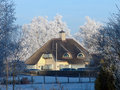 Free House In The Ice Bloom Royalty Free Stock Photo - 4144745