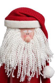 Free Santa Figurine Stock Photos - 4140543