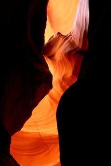 Free Antelope Canyon Royalty Free Stock Image - 4140736