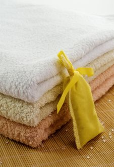 Towels - Therapy Stock Photos