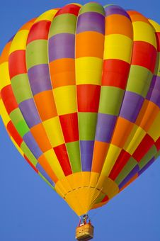 Free Hot Air Balloon Royalty Free Stock Photo - 4142705